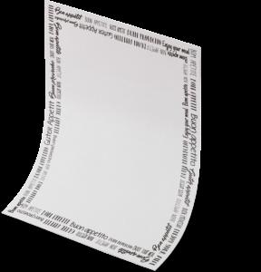 Gravity-Letter-Paper-Mockup